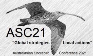 Australasian Shorebird Conference poster 2021